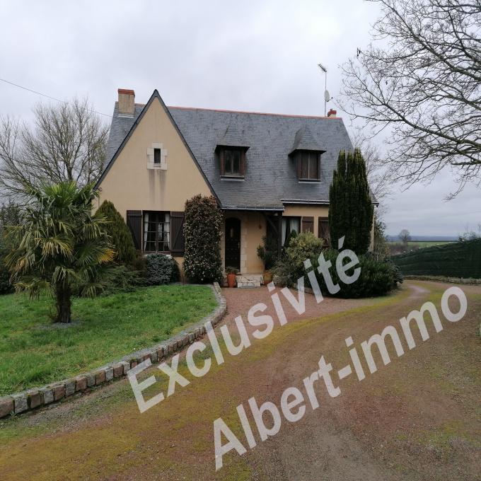 Offres de vente Maison Mozé-sur-Louet (49610)