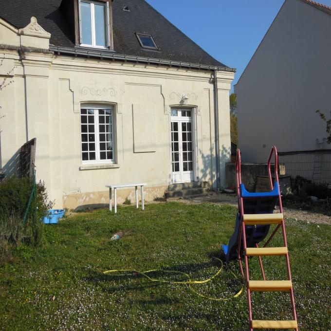 Offres de location Maison ancienne Saint-Clément-des-Levées (49350)
