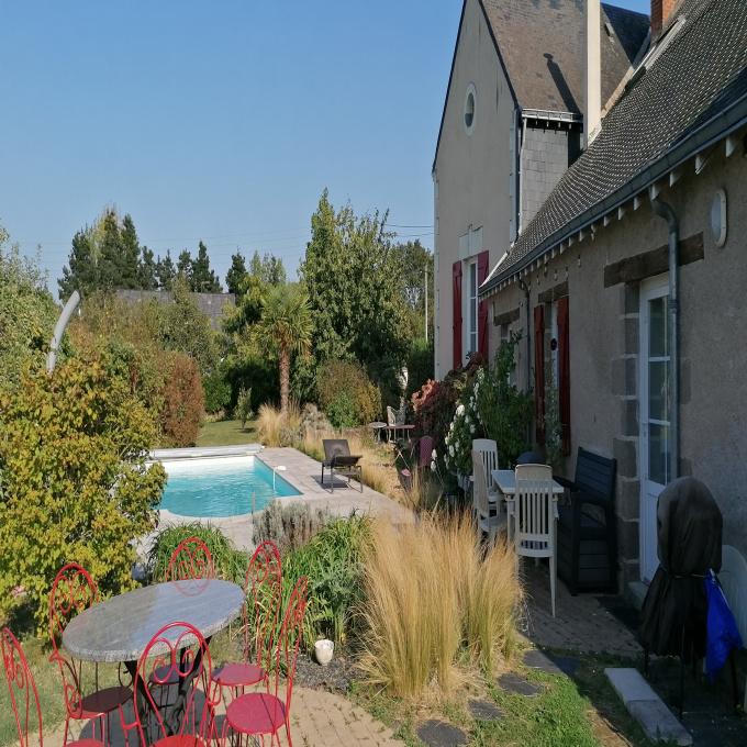 Offres de vente Plain pied Mozé-sur-Louet (49610)