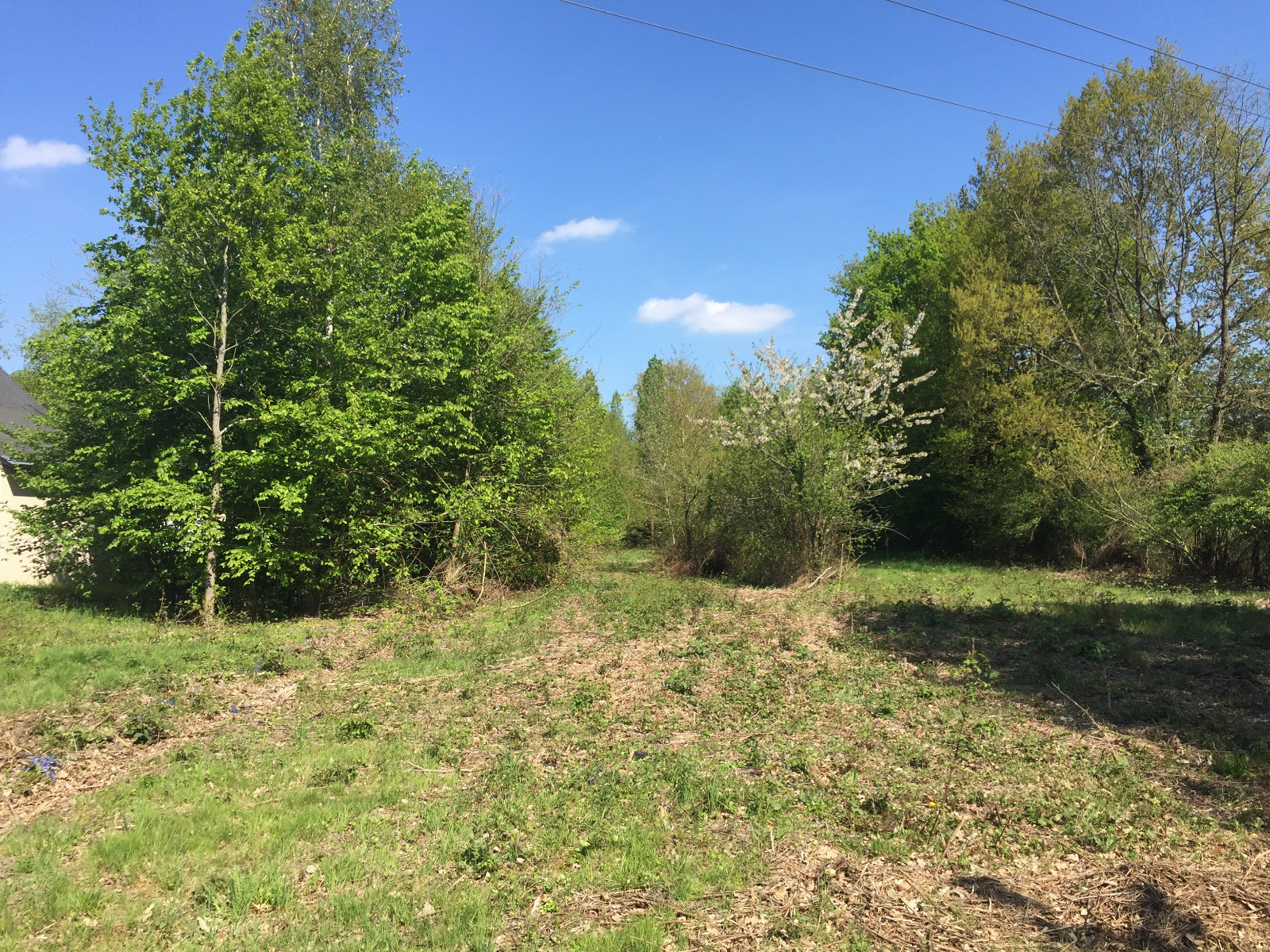 Vente terrain constructible 1 376m2 for Terrain constructible